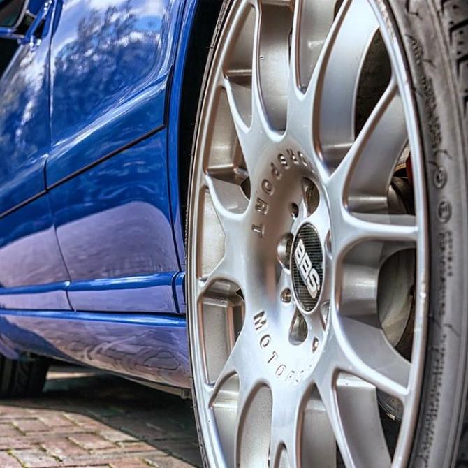 ¿Por qué se desequilibran los neumáticos?