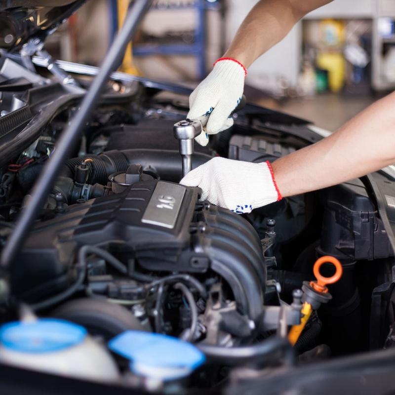 Mantenimiento del vehículo: Servicios de Talleres Montalvo