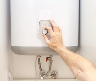 Instalación y reparación de calentadores y termos eléctricos