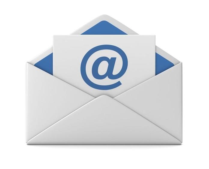 Nuevas direcciones de e-mail