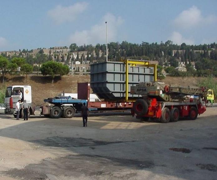 Nuestras instalaciones : Servicios  de Transportes Pastor
