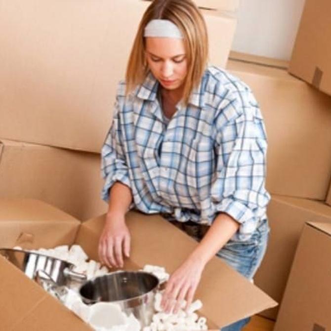 Por qué usar embalajes de cartón