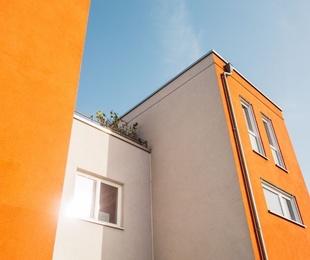 Corcho proyectado para fachadas: ecológico y con múltiples ventajas