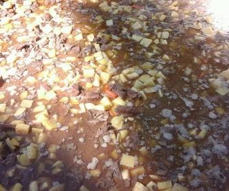 Patatas a la riojana: Soluciones para sus comidas de Eventos Bernama