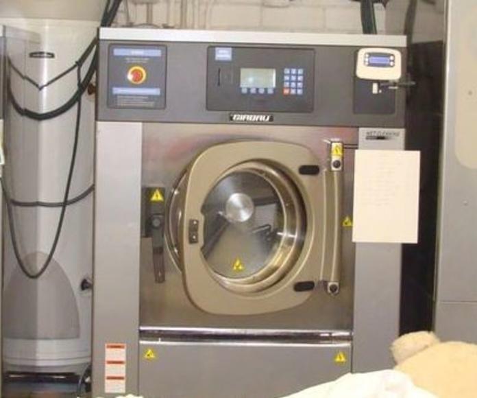 Tintoreria industrial: Servicios de Tintoreria Bugaderia Ninot