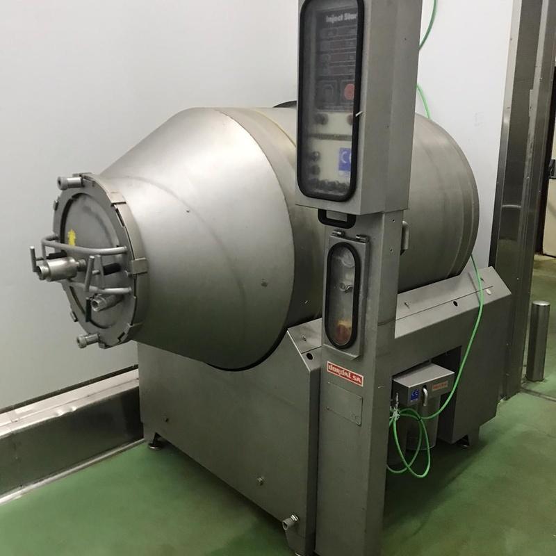 Bombo de maceración con vacío:  de MAQUIMUR