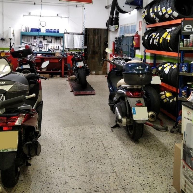 Reparación de motos: Servicios de Power Motos