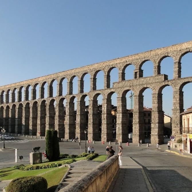 El Patrimonio de la Humanidad cerca de Madrid
