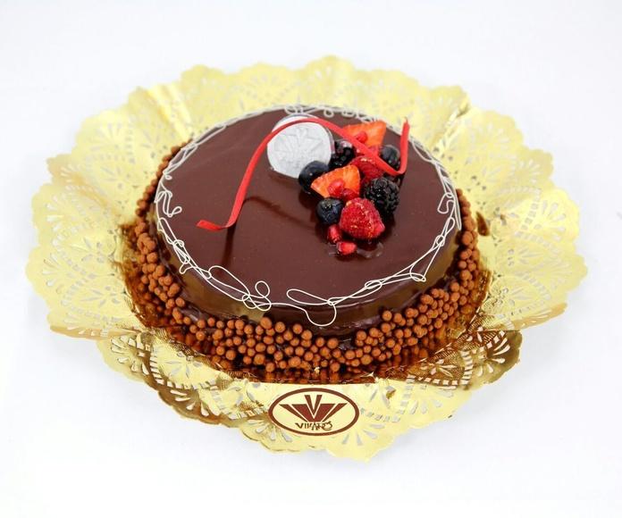 Productos de chocolate: Productos de Pastisseria Villaró