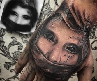 Tatuajes color y neotradicional : Servicios de 13 Rosas Tattoo