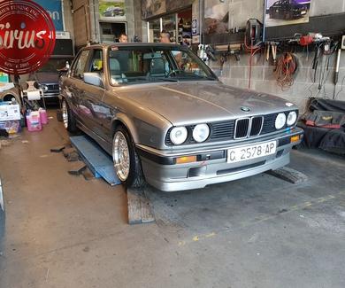 BMW E30 - Dare RS
