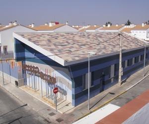 """Cubierta Escuela Escuela Infantil """"LOS PALITOS"""""""