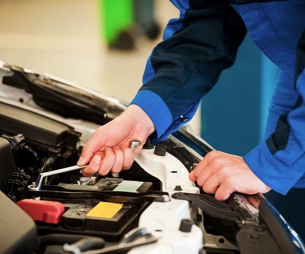 Taller de reparación de vehículos