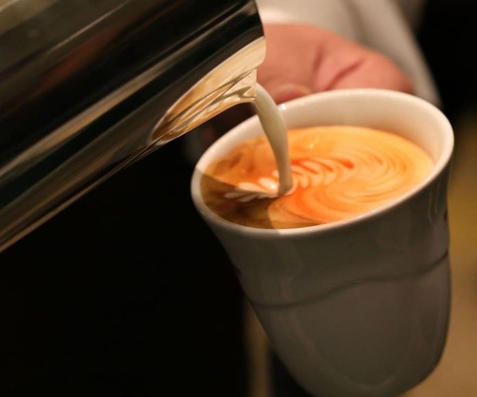 expresso: NUESTRA CARTA  de great day coffee
