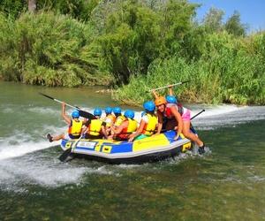 Rafting Calasparra