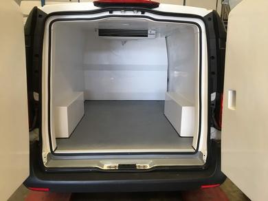 Equipo frigorífico Webasto compartido con A/C del vehículo