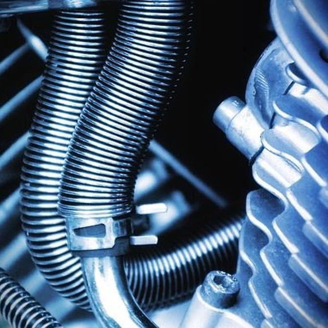 Repuestos de filtros en coches diésel