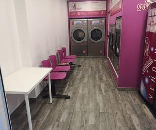 Limpieza de lavanderías