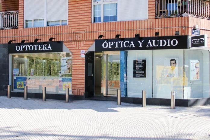 Como llegar a Optoteka