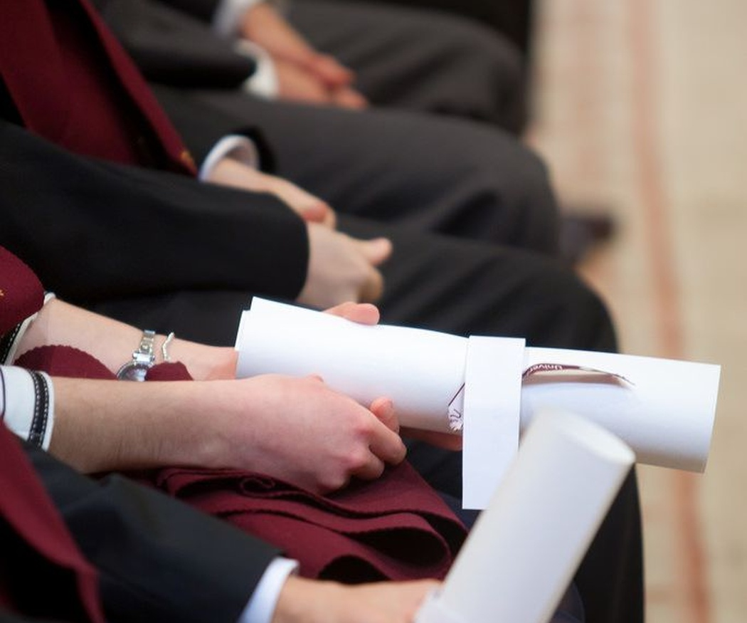 Las becas de graduación