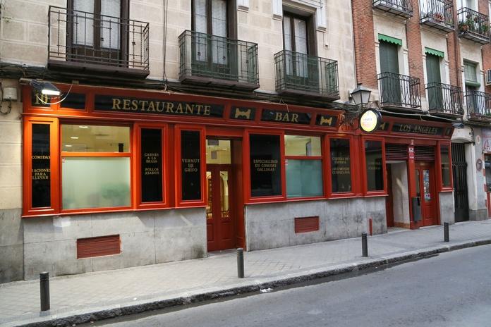 Menus de grupo: Carta y Menús Grupo de Bar Restaurante Los Ángeles