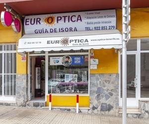 Entrada óptica en Guía de Isora Tenerife