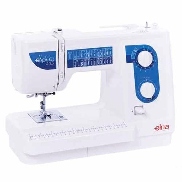 Máquina de coser Elna 340 Explore: Productos de J. Pujol