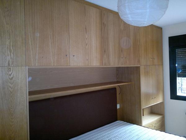Mobiliario dormitorio