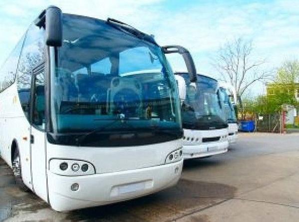Autobuses con conductor en Guipúzcoa para toda clase de eventos