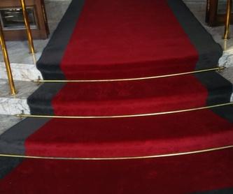 Confección de grecas: Reparación de alfombras de Taller de Alfombras