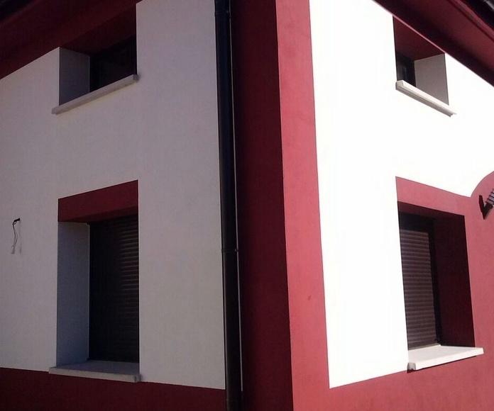 Pintura de fachadas: Catálogo de Pinturas Adolfo Corral La Huerta