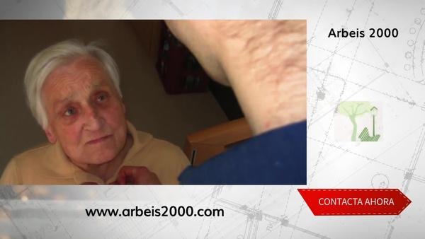 Cuidado de mayores en Bilbao - Arbeis 2000