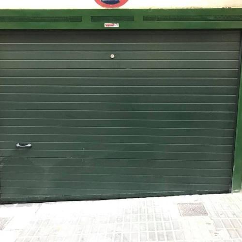 Puertas de garaje en Jaén