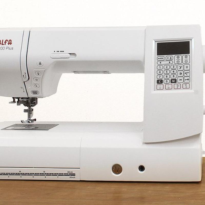 Alfa Horizon 8200 Plus: Productos de Maquinas de Coser - Servicio técnico y repuestos
