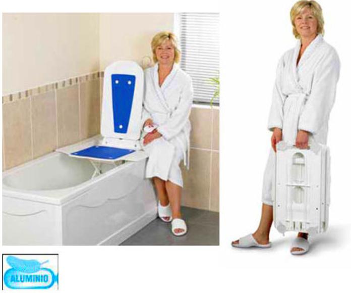 """Asiento eléctrico para bañera """"BATH MASTER"""" Asturias"""