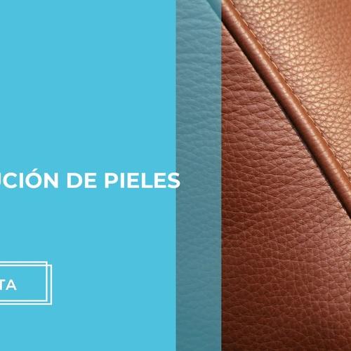 Fabricación y distribución de pieles en Barcelona | Texpielsa