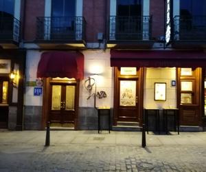 Hostales en Segovia