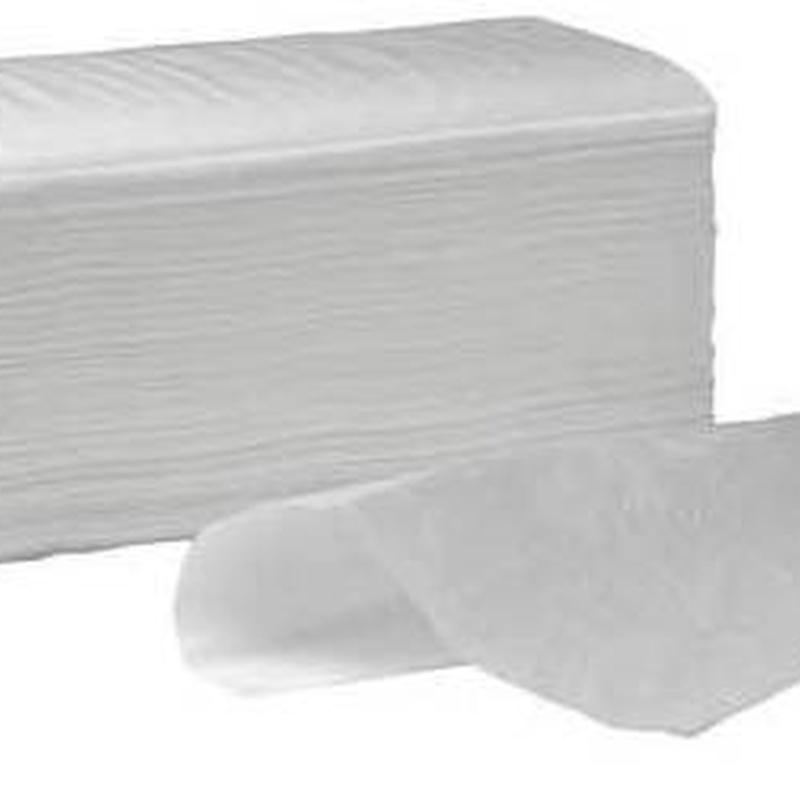 Toalla tissu engarzada 2 capas : Productos de PLUS CLINIC