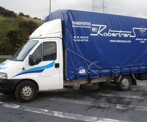 Transporte de mercancías en Vizcaya