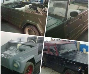 Restauraciones: Volkswagen 181