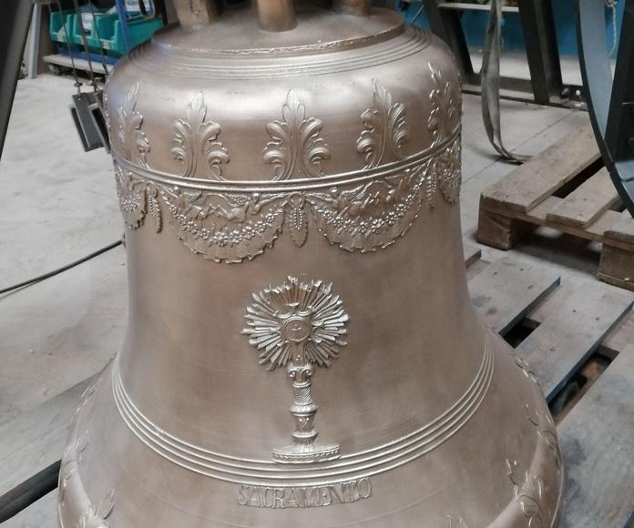 Lo que sí sé - Restauración de campanas