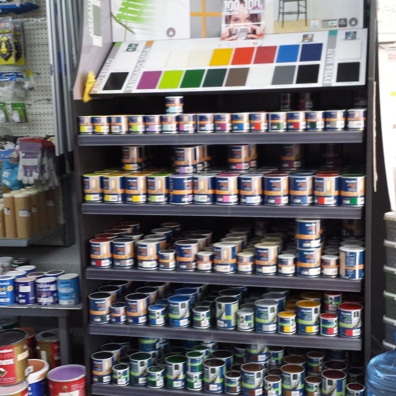 Esmaltes sintéticos y Acrilicos: Productos y Servicios de AUTO PINTURAS FUENGIROLA
