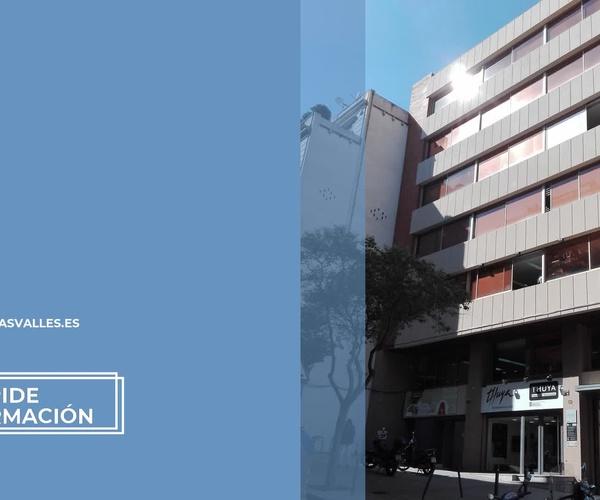 Rehabilitación de fachadas en Mollet del Vallés | Fachadas Vallés
