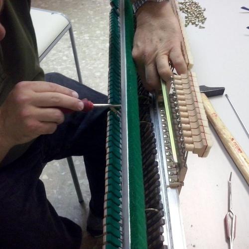 Reparación de pianos