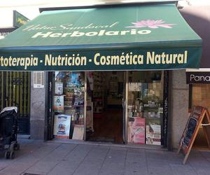 Herbolario en el barrio de Chamberí, Madrid