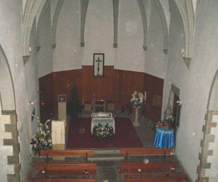 Iglesia de Quart (Girona)