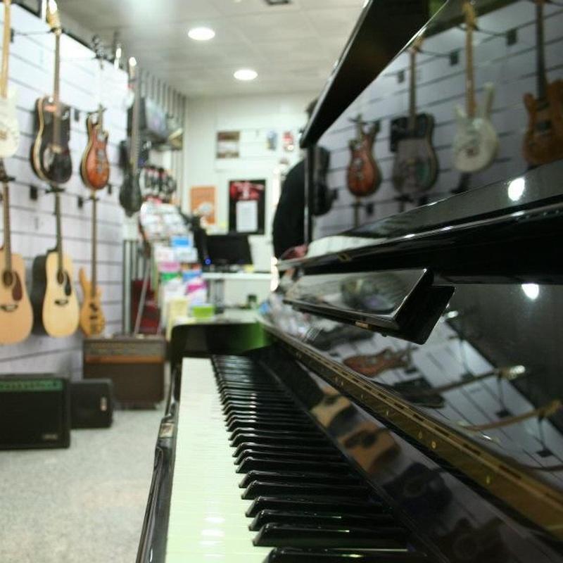 Tienda: Música e instrumentos de Instrumentos Colmenar