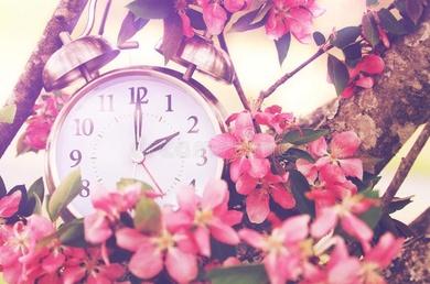 Horario de primavera