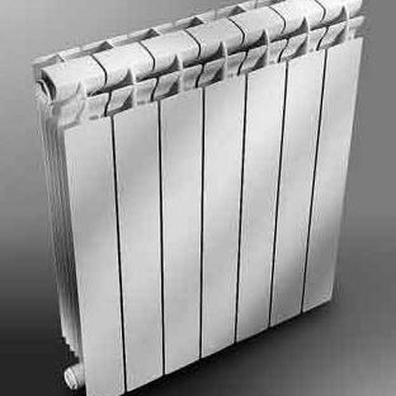 RADIADOR FONDITAL MODELO SEVEN 500: Productos de Instalaciones Hermanos Munuera