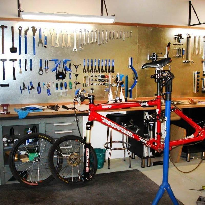 Workshop: Our bicycles de Bike Doctor Lanzarote
